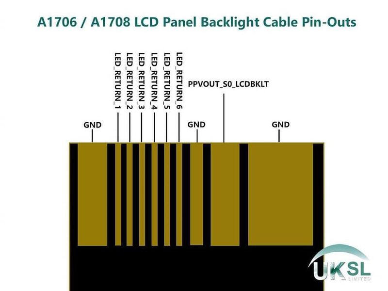 A1706 A1708 Backlight Flex Pinout.jpg